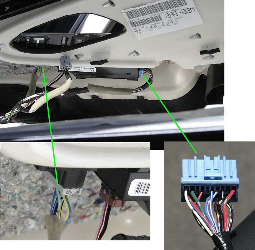 2002 honda accord alarm wiring diagram images