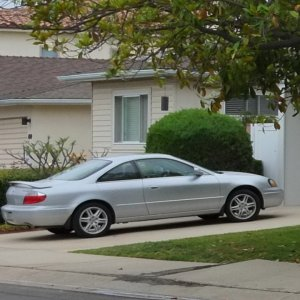 2003 Acura 3.2CL Type S 6-spd MT